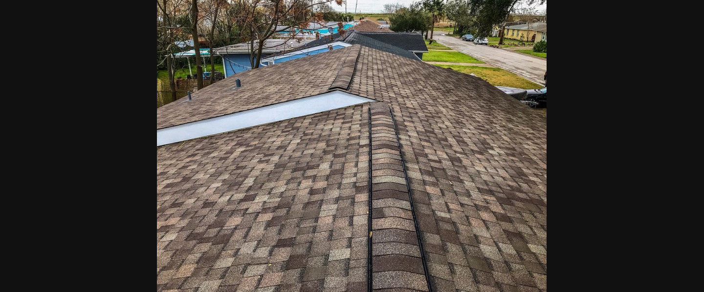 Completed Roof roofing contractor texas city tx and galveston tx