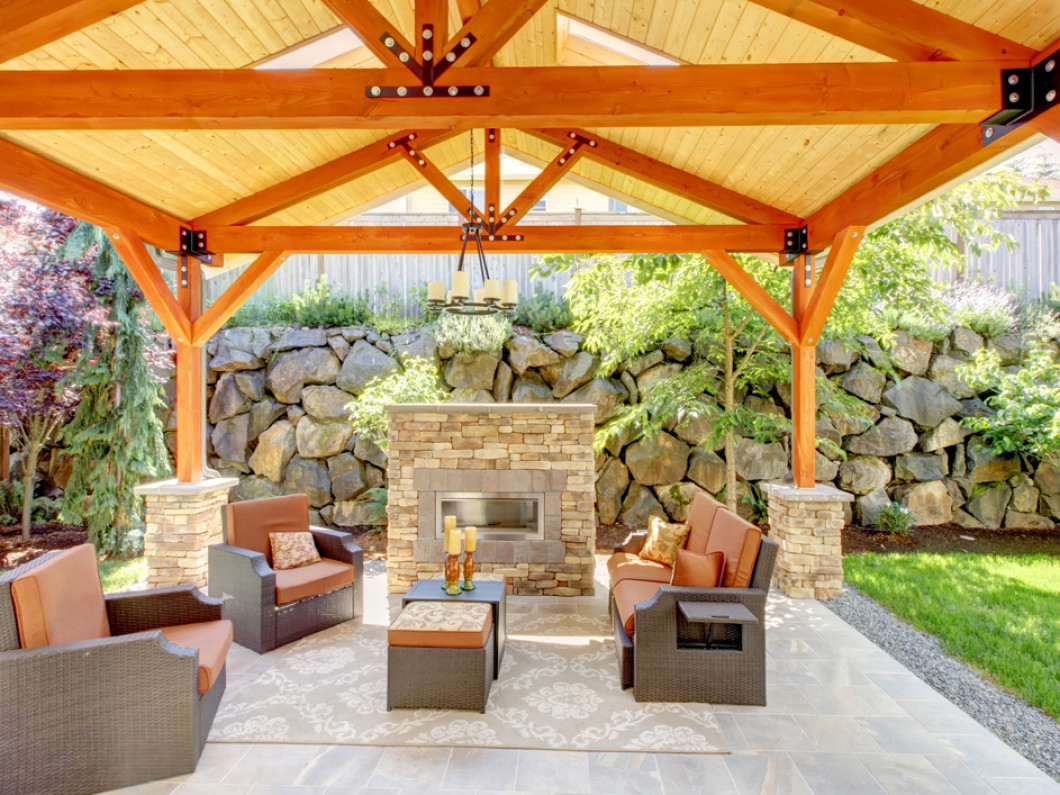 Patio Covers Do More Than Just Provide Shade